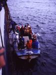 How to disembark